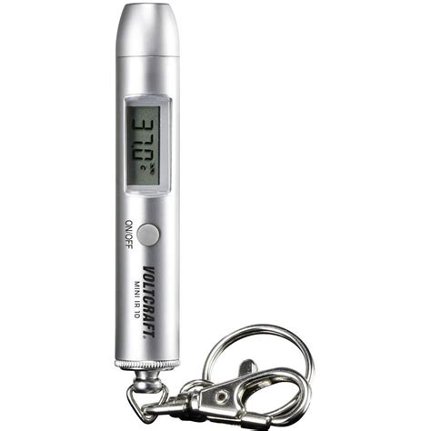 termometer ai200 mini thermometer ir thermometer voltcraft mini ir 10 display thermometer