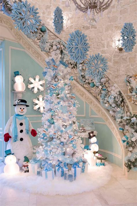 best 25 blue christmas trees ideas on pinterest