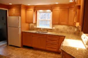 Maple cabinets granite countertops 171 maloney contracting