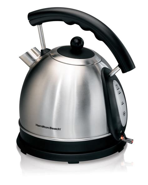Electric Kettle hamilton 1 7l stainless steel electric