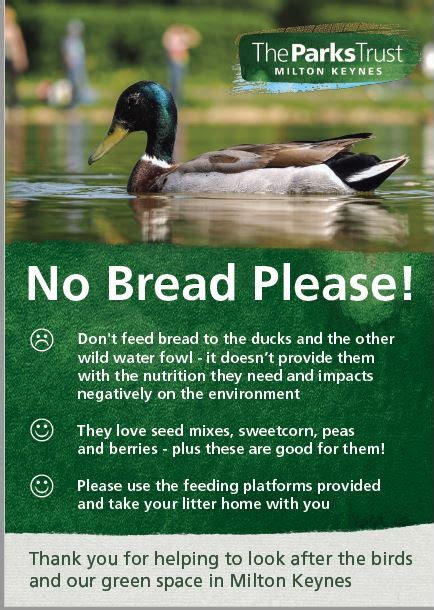 no bread please old woughton parish council