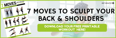 7 Tips Needed For Those Going Back To School by 7 To Sculpt Your Back And Shoulders