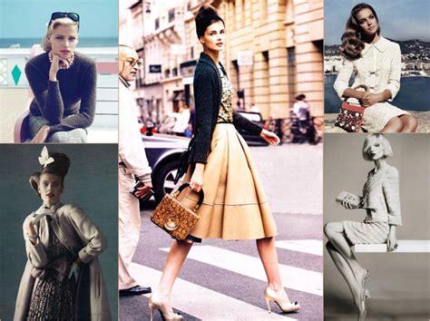imagenes moda retro moda vintage pura beleza