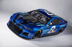 new car racing 2018 chevrolet camaro zl1 nascar cup racer revealed gm
