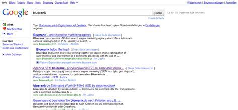 google design blog nowy design google de blog bluerank