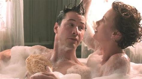 sweetest thing bathroom scene nelson moss what are you doing