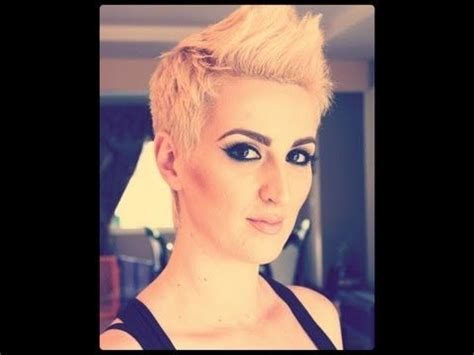 pixie cut tutorial step by step 25 best short hair video images on pinterest short