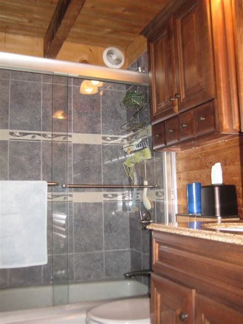 rustic log cabin bathroom traditional bathroom log cabin bathroom remodel rehoboth traditional