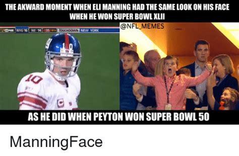 Peyton Manning Face Meme