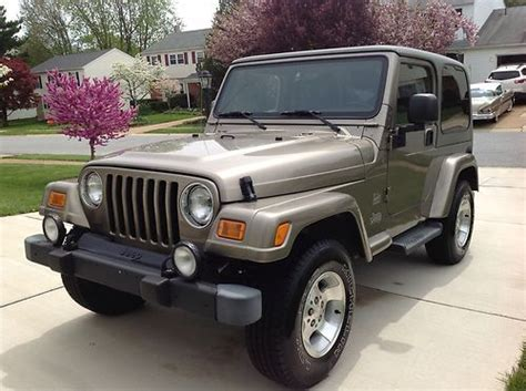 how do i learn about cars 2004 jeep liberty lane departure warning buy used 2004 jeep wrangler sahara 2 door 4 0l dual tops great condition low miles in