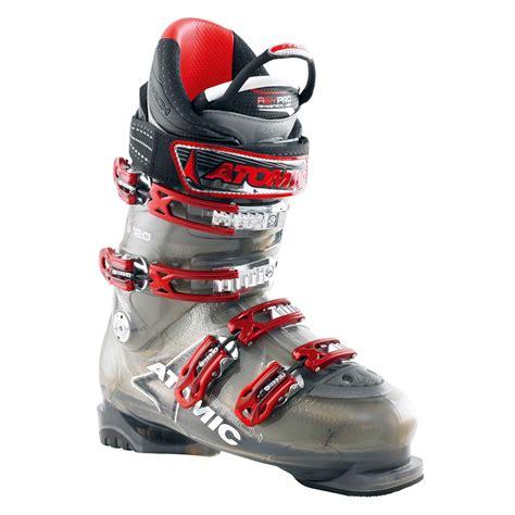 atomic ski boots atomic b tech 120 ski boots 2010 evo outlet
