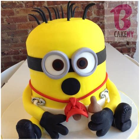 Minion Baby Shower Ideas by Baby Minion Cake For Stephie And Itty Bitty