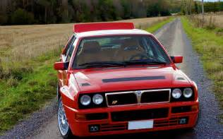 Lancia Delta The 1991 Lancia Delta Hf Turbo 16v Evoluzione I Ottority