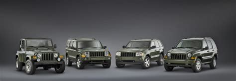Jeep Family Looks Safety Factor 2007 Jeep Liberty Review