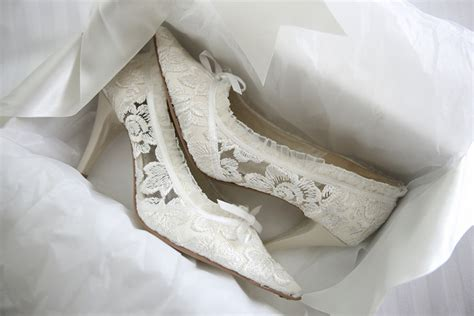 Wedding Shoes Ivory Lace by Ivory Lace Wedding Shoes Is The Match Wedding
