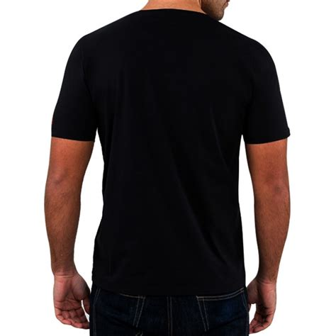 T Shirt Menu Black black designer t shirts for cool t shirts by retro