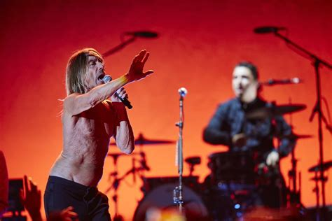 Iggy Pop Grossness by Iggy Pop Iggy Und Matt 25 29 Mit Josh Homme Matt