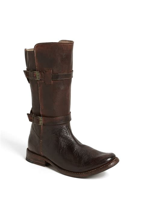 bed stu boots bed stu turn boot in brown teak rustic lyst