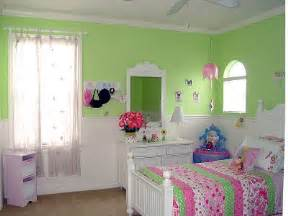 Pink And Green Bedroom Ideas Girl S Bedroom In Green Amp Pink Kids Room Decorating