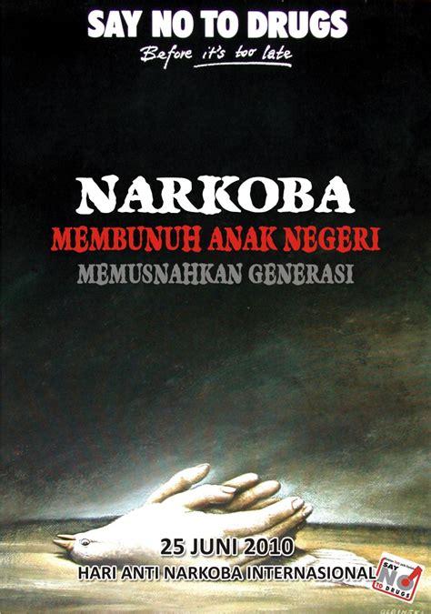 poster anti bnnk garut