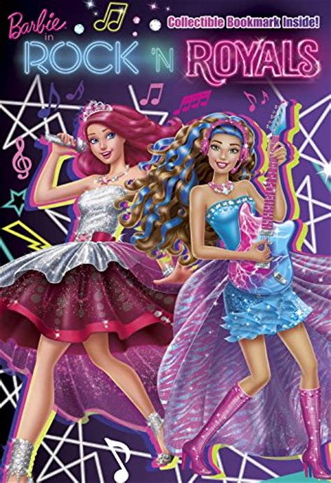 film barbie rock n royals barbie in rock n royals book barbie movies photo