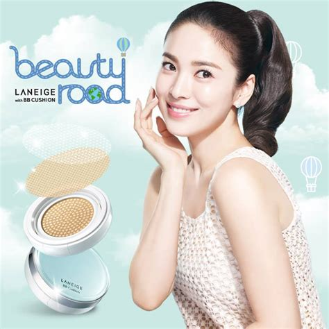 Laneige Korea laneige brings global bb cushion roadshow to town