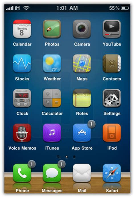 iphone themes without winterboard image gallery winterboard themes