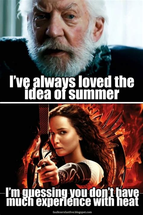 The Hunger Games Memes - 30 funny hunger games quotes quotes words sayings