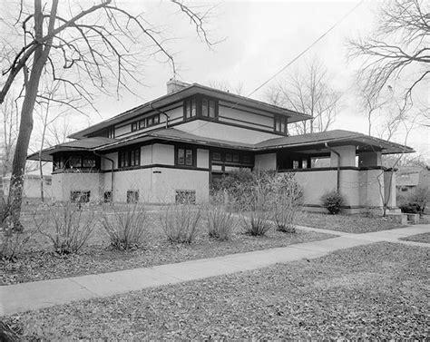 David Wright House by Usmodernist Frank Lloyd Wright