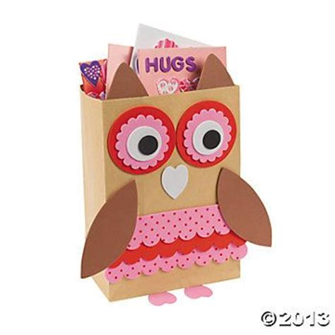 card holder cereal box owl holder craft kit copy with cereal box