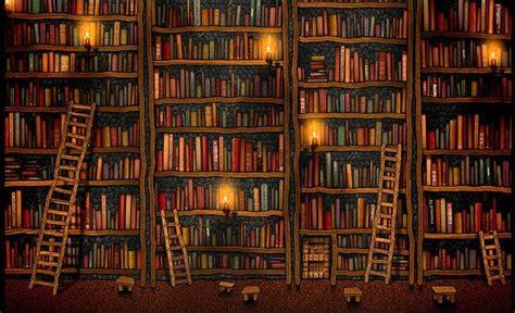 bookshelves wallpaper bookcase wallpaper