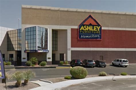 company operating ashley furniture homestores  las vegas las vegas review journal