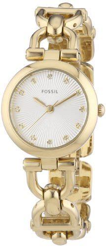 Fossil Bq1775 Original relojes fossil dorados