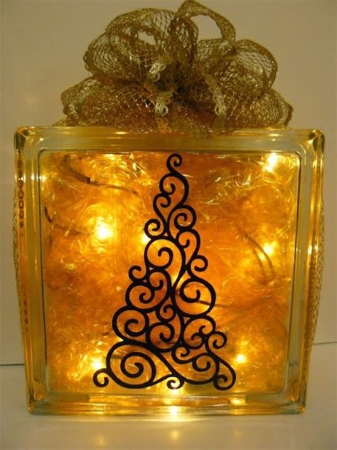 glass block craft projects 17 best images about glass block projects on