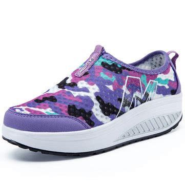 rocker sole running shoes rocker sole shoes slip on sport casual running