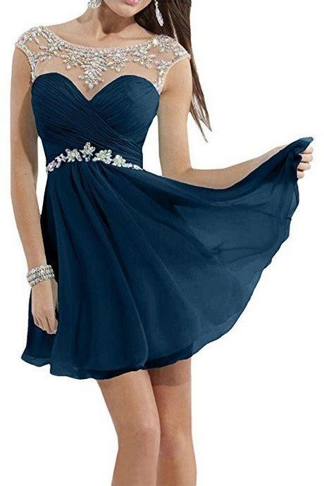 Blaue Kleider Hochzeit by Kleider Blau Kurz