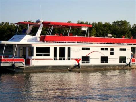houseboat rentals table rock lake five houseboat vacations