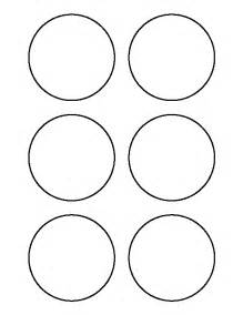 pin inch circle template 5 sample on pinterest