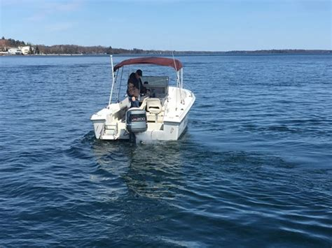 wellcraft boats for sale ontario wellcraft 21 center console 1991 used boat for sale in