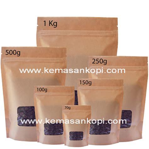 Kemasan Kopi Valve Stand Up Pouch Green Foil 2000grcoffee Bag jual kemasan kopi stand up pouch with zipper dan valve jpw packaging supplier kemasan kopi