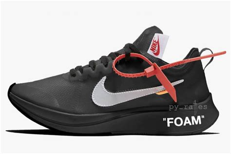 Original Bnib Nike Zoom Fly Black White white nike zoom fly black aj4588 001 sneaker bar detroit