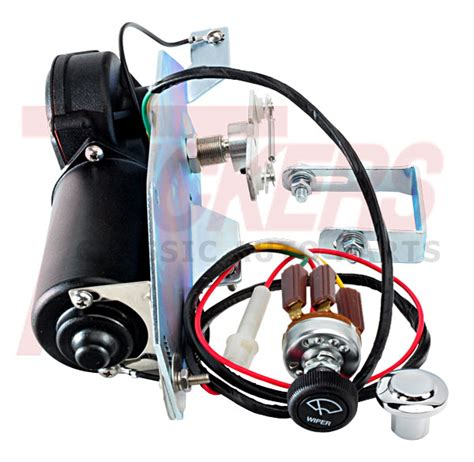 ford electric wiper motor