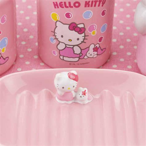 Set Hellokitty hello bathroom set