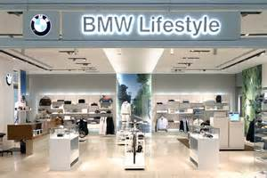 Bmw Accessories Store Bmw Lifestyle Store By Plajer Franz Studio Munich