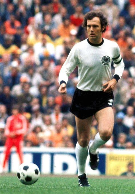 franz beckenbauer 17 best images about beckenbauer on legends
