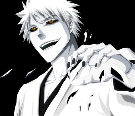 White Ichigo inner hollow ichigo