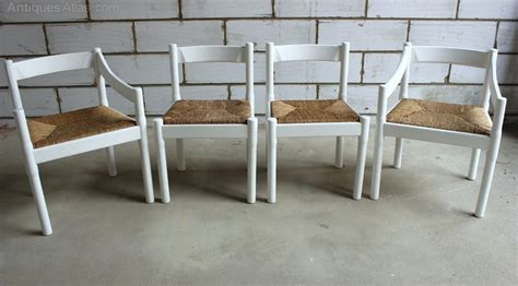 Conran Dining Chairs Antiques Atlas Set Of 4 Magistretti Dining Chairs Conran Cassina