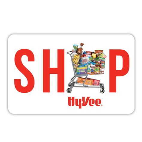 Hyvee Gift Card - shop gifts hy vee gift cards hy vee gift card shop 15200