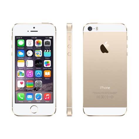 apple iphone 5s 16 go or reconditionne a neuf achat smartphone pas cher avis et meilleur prix