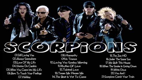 scorpions scorpions greatest hits full album